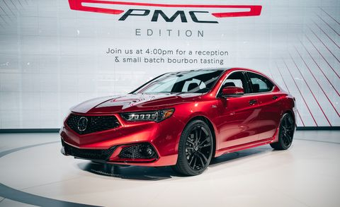2020 Acura Tlx Review.2020 Acura Tlx Pmc Edition Hand Built Entry Luxury Sedan