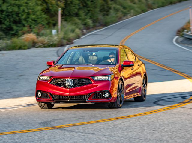 2020 Acura Tlx Review Pricing And Specs