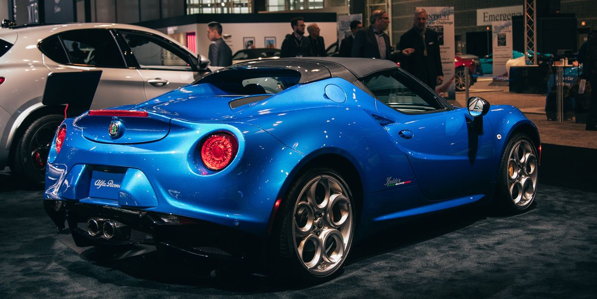 Photos of the Rare but Super Lame 2020 Alfa Romeo 4C ...