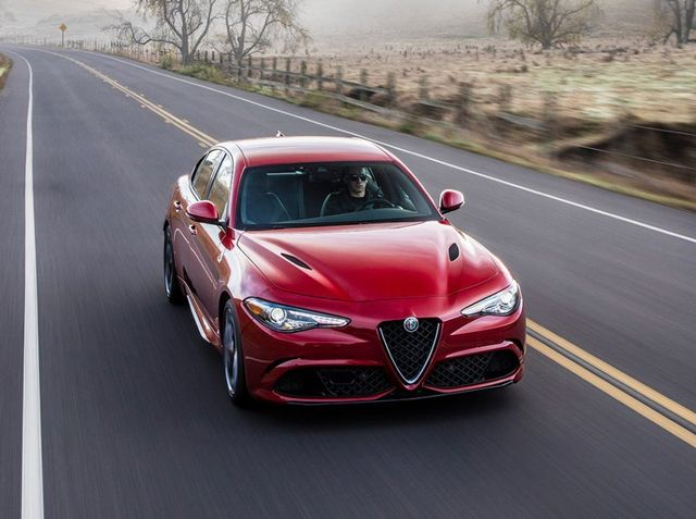 2020 Alfa Romeo Giulia Quadrifoglio Review Pricing And