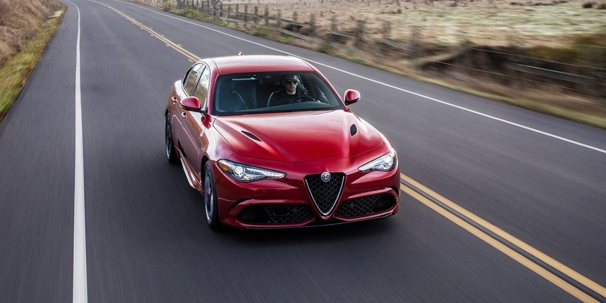 2020 Alfa Romeo Giulia Quadrifoglio Review Pricing And Specs