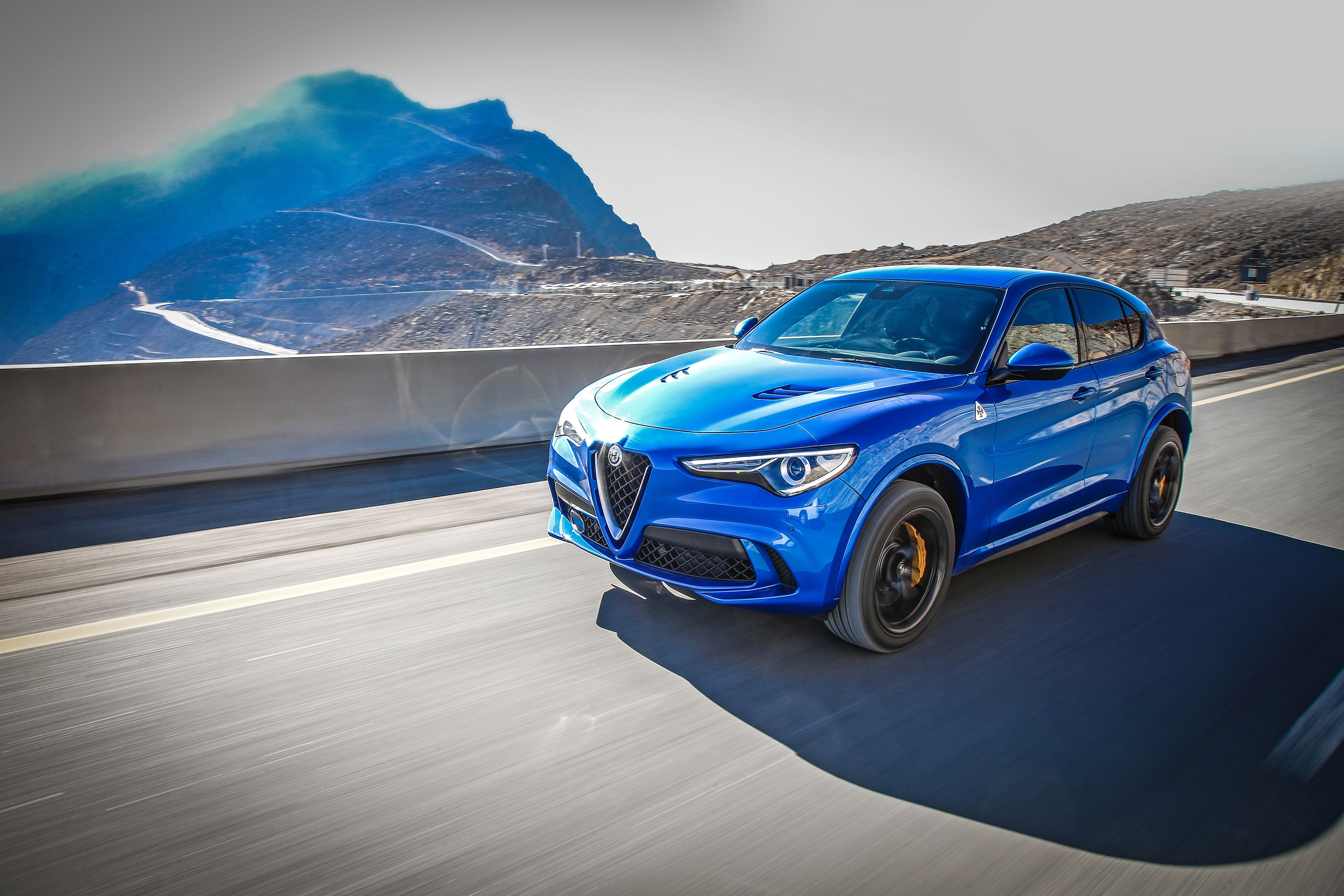 2020 Alfa Romeo Stelvio Quadrifoglio Review, Pricing, and