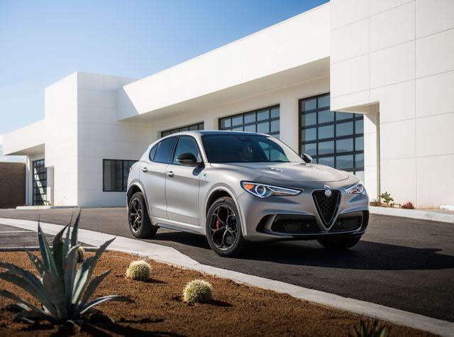 2018 Alfa Romeo Stelvio Quadrifoglio: Performance, Design >> 2019 Alfa Romeo Stelvio Quadrifoglio