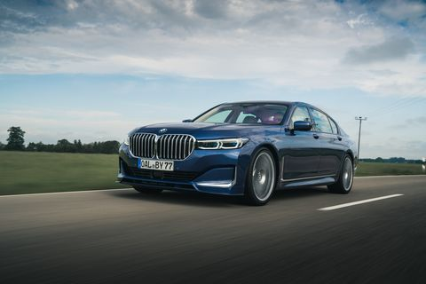 2020 Bmw Alpina B7 Is The Ultimate 7 Series
