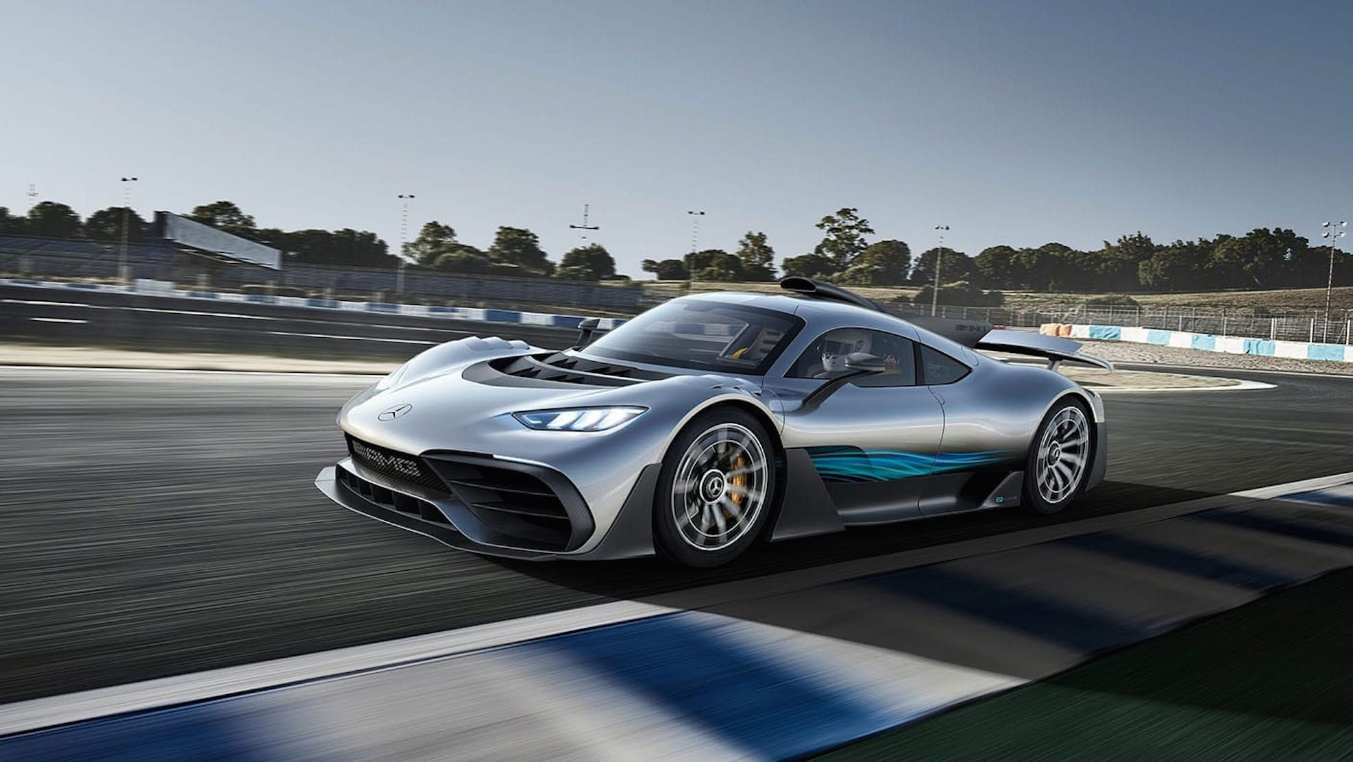 Delayed Mercedes-AMG One Hypercar Will Arrive in 2021