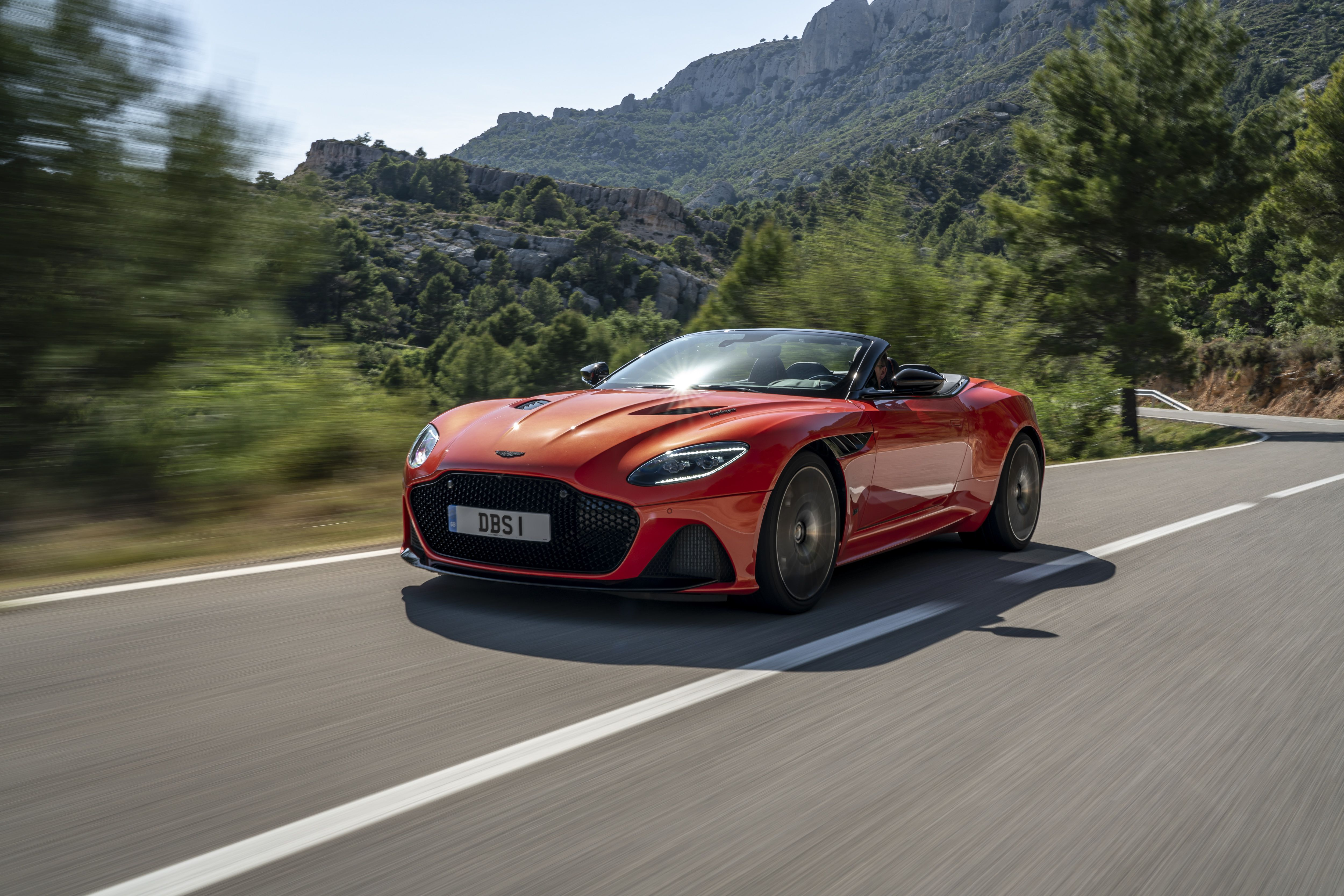 2020 Aston Martin Dbs Superleggera Volante First Drive