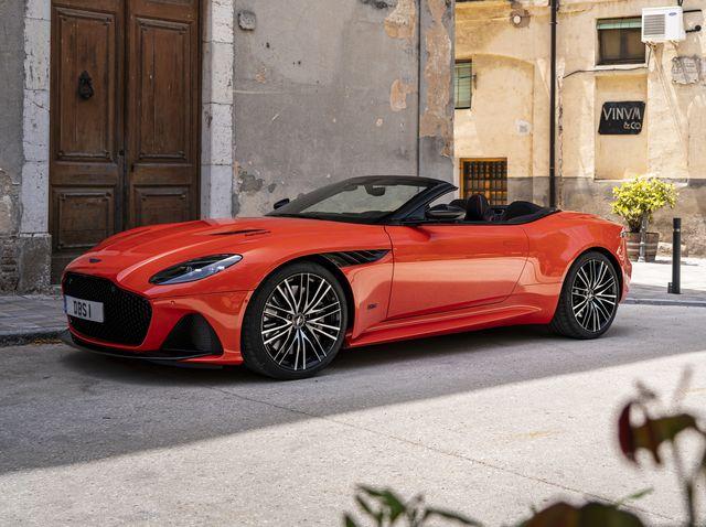 2020 Aston Martin Dbs Superleggera Review Pricing And Specs