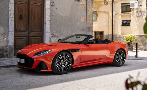 2020 Aston DBS Superleggera Volante