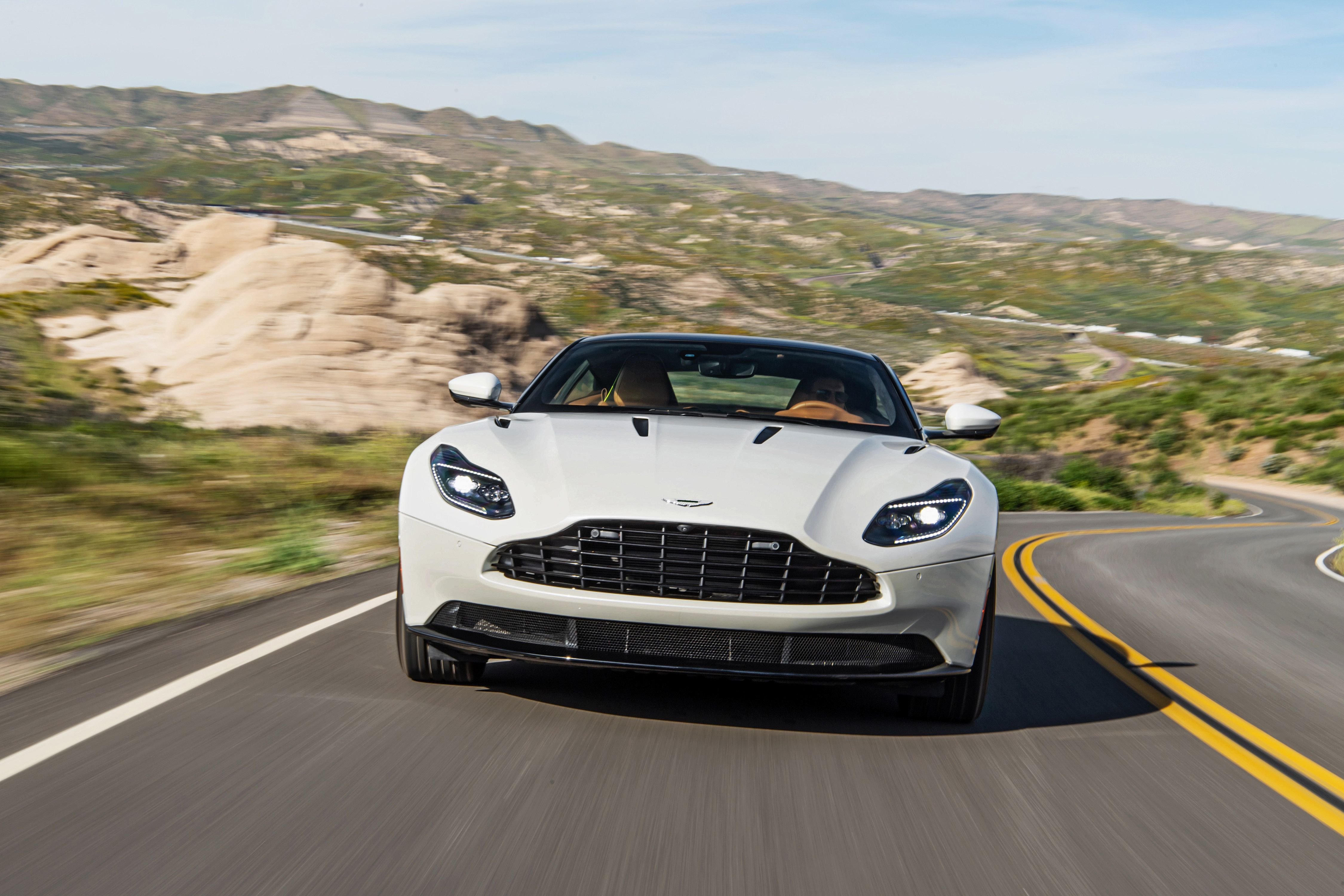 2020 Aston Martin Db11 Amr Answers To A Higher Power
