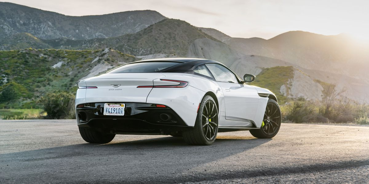View Photos of the 2020 Aston Martin DB11 AMR