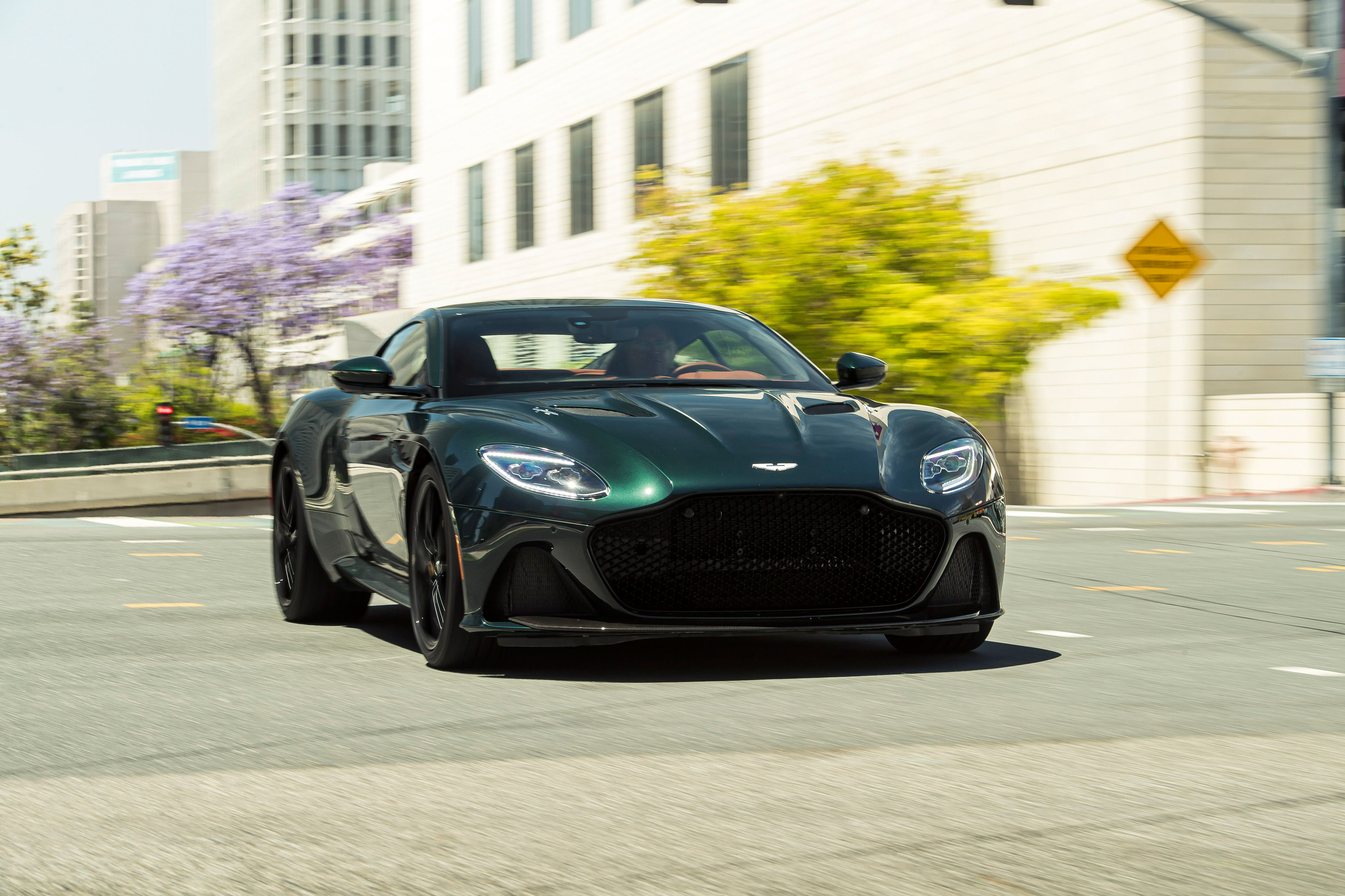 2021 Aston Martin Dbs Superleggera Review Pricing And Specs