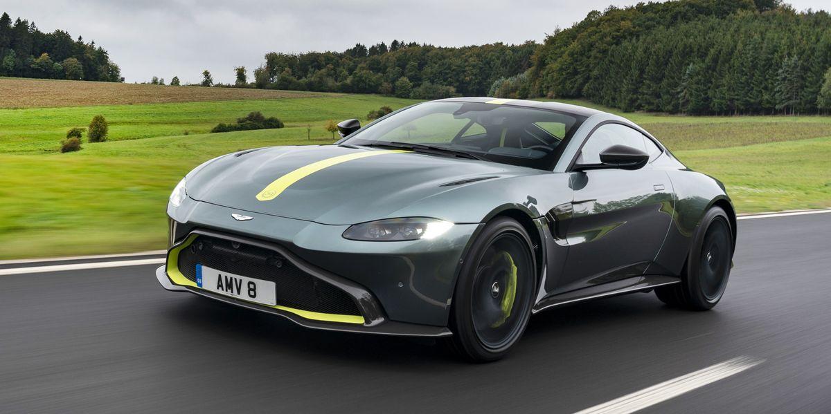 2020 Aston Martin Vantage AMR Manual Deserves to Shift Better