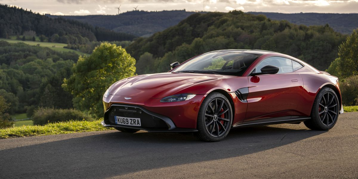 2020 Aston Martin Vantage Review Pricing And Specs