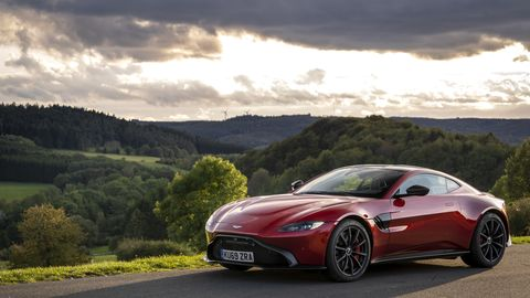 Aston Martin Cars Reviews Pricing And Specs