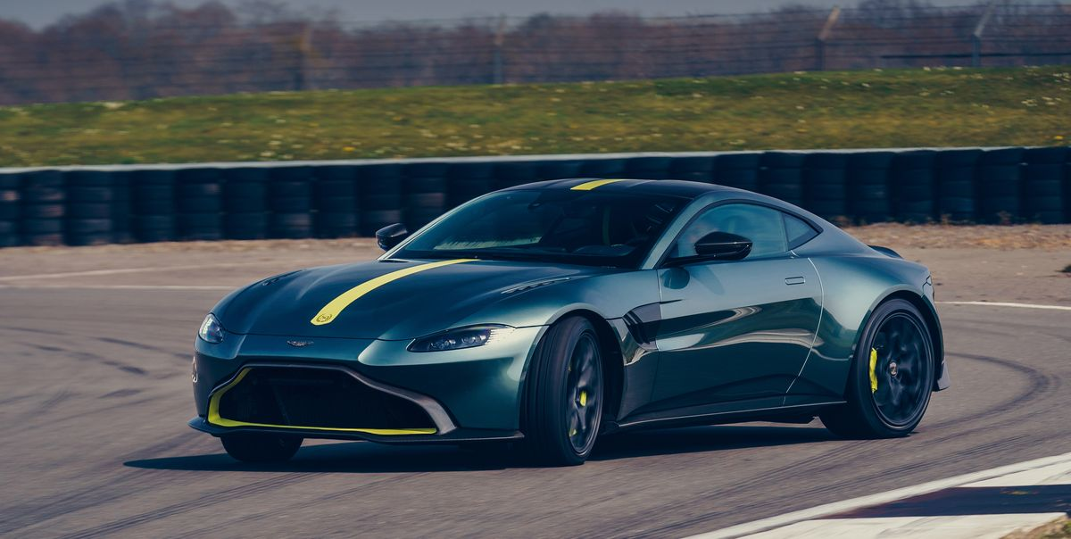 Honda Used Cars For Sale >> 2020 Aston Martin Vantage AMR - Limited Edition with a ...