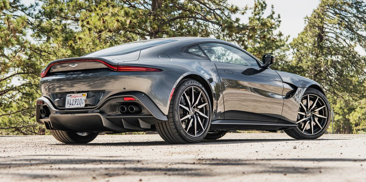 2020 Aston Martin Vantage Coupe Is An All Around Charmer