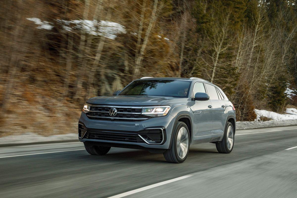 The 2020 Volkswagen Atlas Cross Sport Is The Suv For Dinks