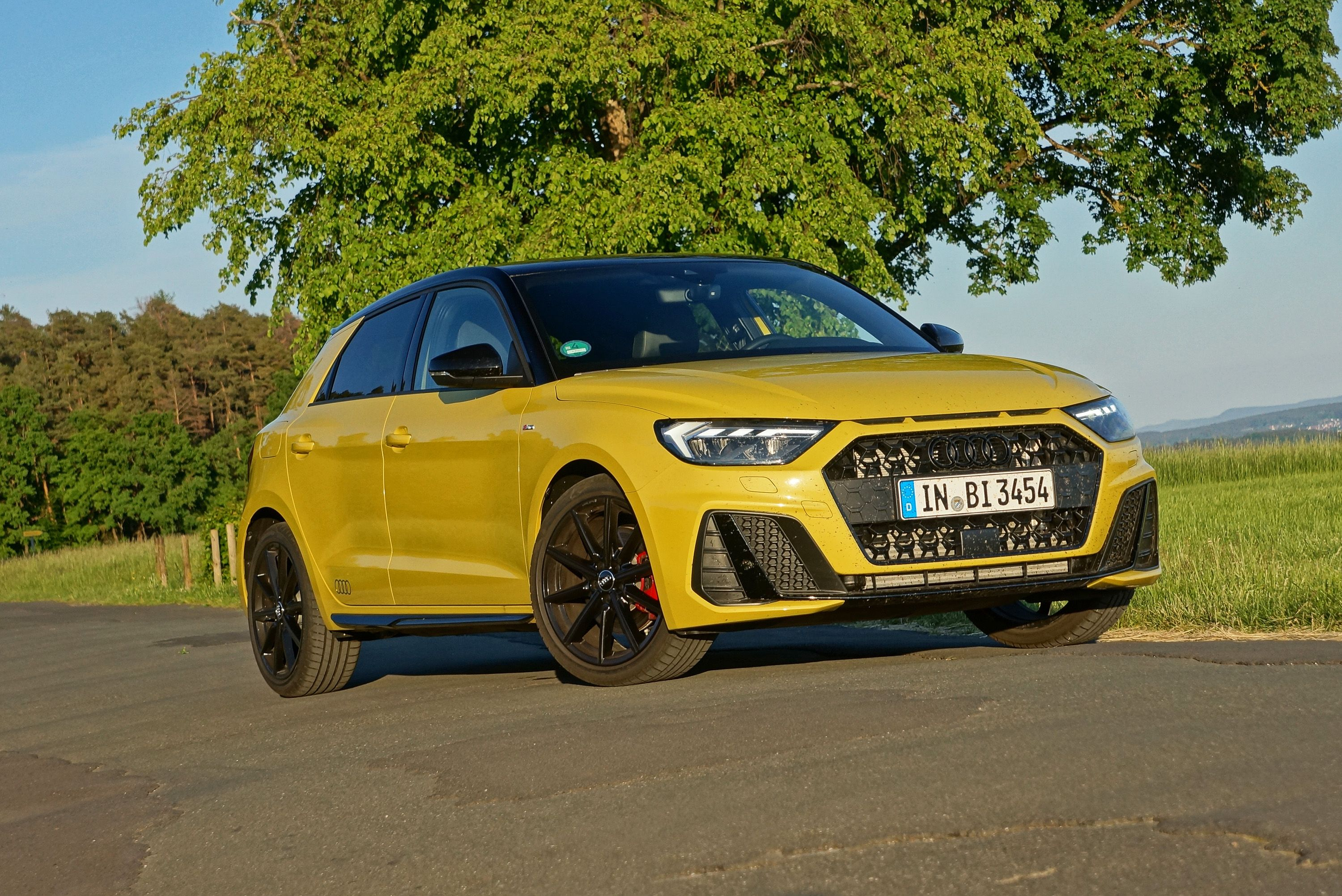 The 2020 Audi A1 Offers A Premium Experience In A Small Package
