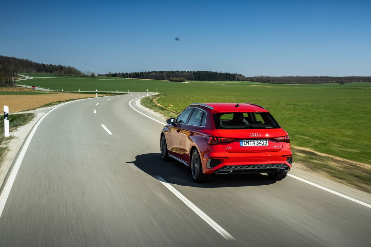 The 2020 Audi A3 Sportback Tdi Gives Us A Taste Of What S Coming