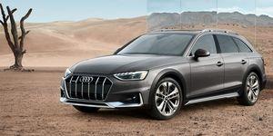 2020 Audi A4 Allroad front