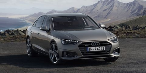 2020 Audi A4 S4 And Allroad Styling Update And New Infotainment