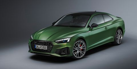 2020 Audi A5 Review.2020 Audi A5 And S5 S Styling Update Looks Like A Success