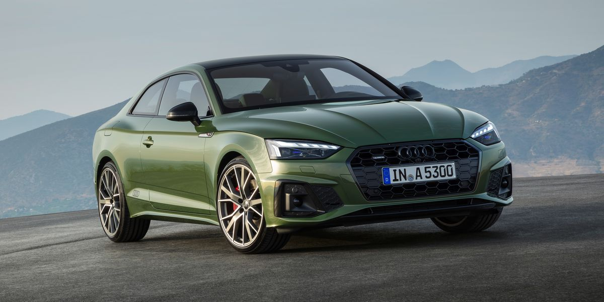 2020 audi a5 review, pricing, and specs