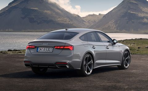 2020 Audi A5 And S5s Styling Update Looks Like A Success