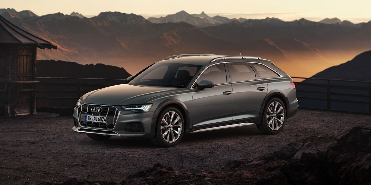 2020 audi a6 allroad review, pricing, and specs