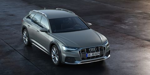 New Audi A6 Allroad Wagon Is Officially Coming to the U.S.