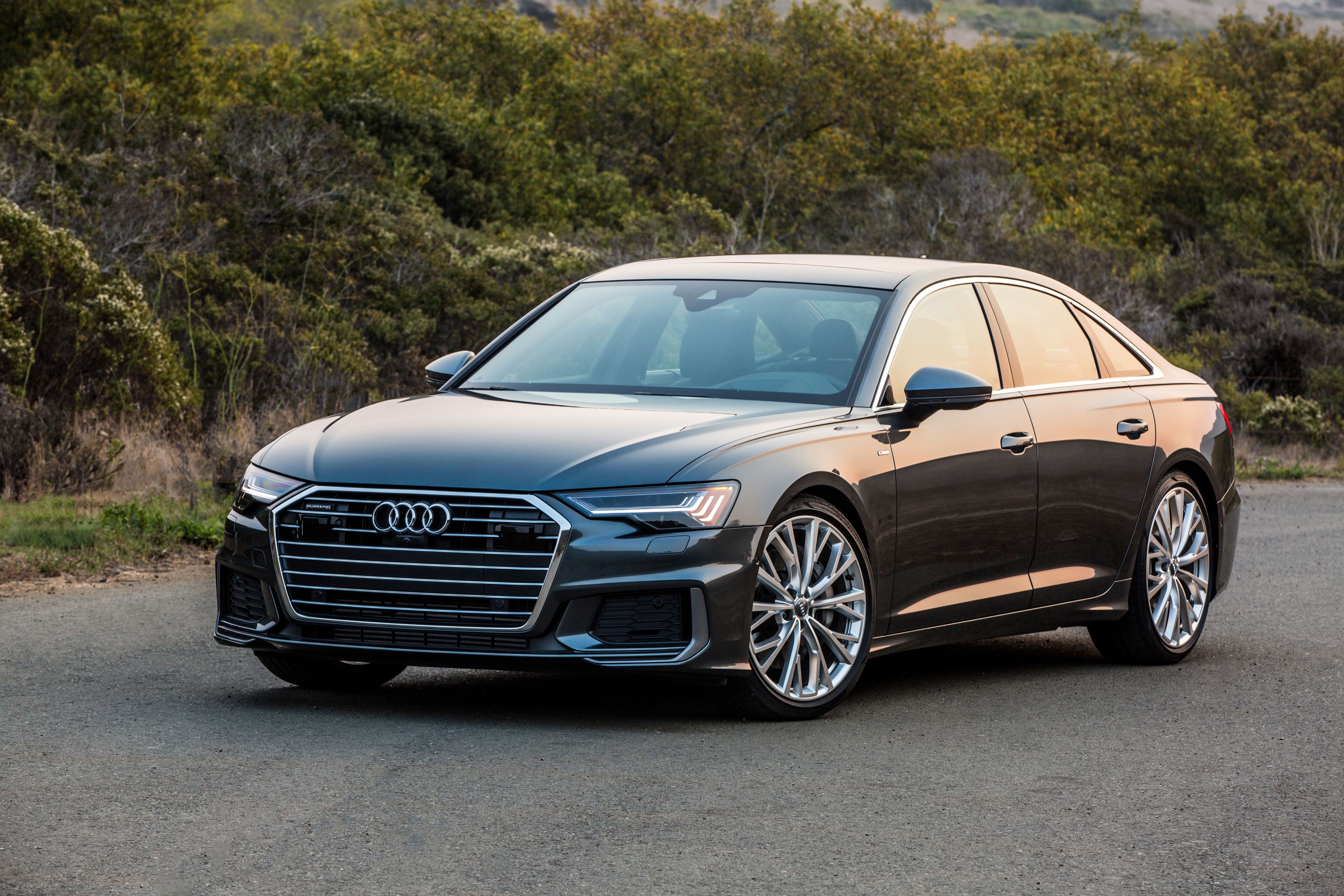 2020 The Audi A6 Spesification