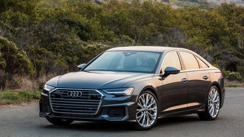 New Audi Vehicles Models And Prices Car And Driver