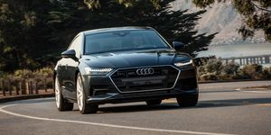 2021 Audi A7 Review, Pricing, and Specs