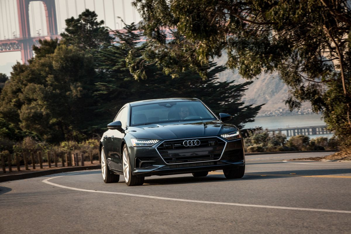 2020 Audi A7 Review Pricing And Specs