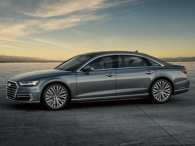 2020 Audi A8 Review, Pricing, and Specs