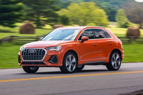 2019 Audi Q3 Is a Baby SUV Bred from VW's Parts Bin