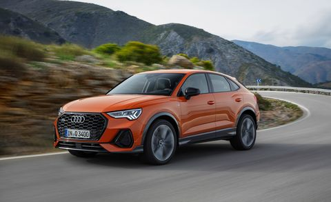 The 2020 Audi Q3 Sportback Offers More Style with Less Space