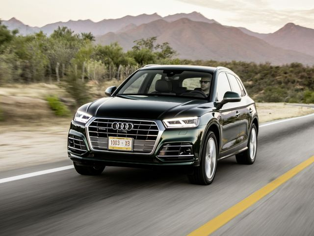 Build Audi Q5 >> 2020 Audi Q5 Review Pricing And Specs