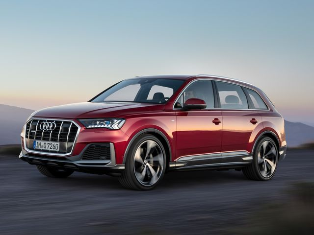 Audi Suv Q7 >> 2020 Audi Q7 What We Know So Far