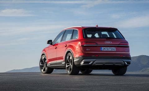 2020 Audi Q7: Refresh, Changes, Arrival >> 2020 Audi Q7 Update Facelift For The Three Row Suv