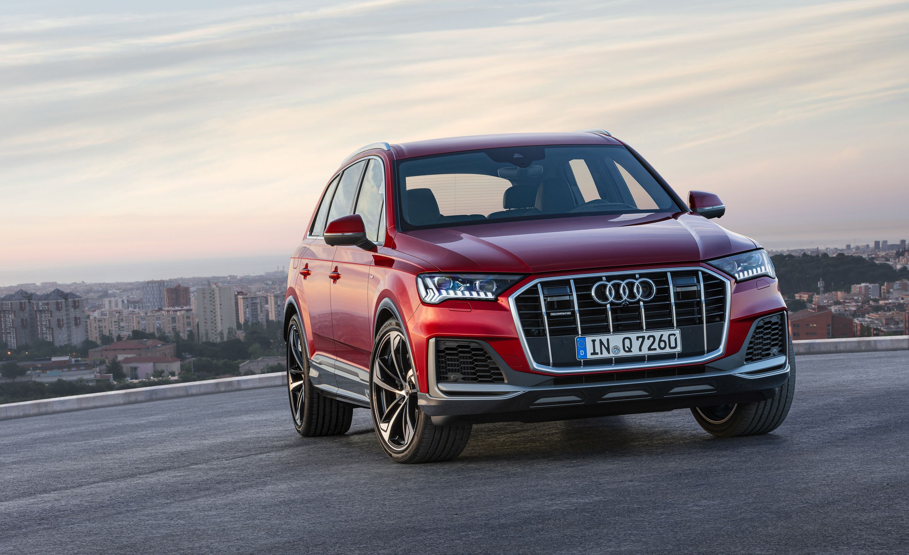 2018 Audi Q5 Hybrid: News, Powertrain, Arrival >> 2020 Audi Q7 Update Facelift For The Three Row Suv