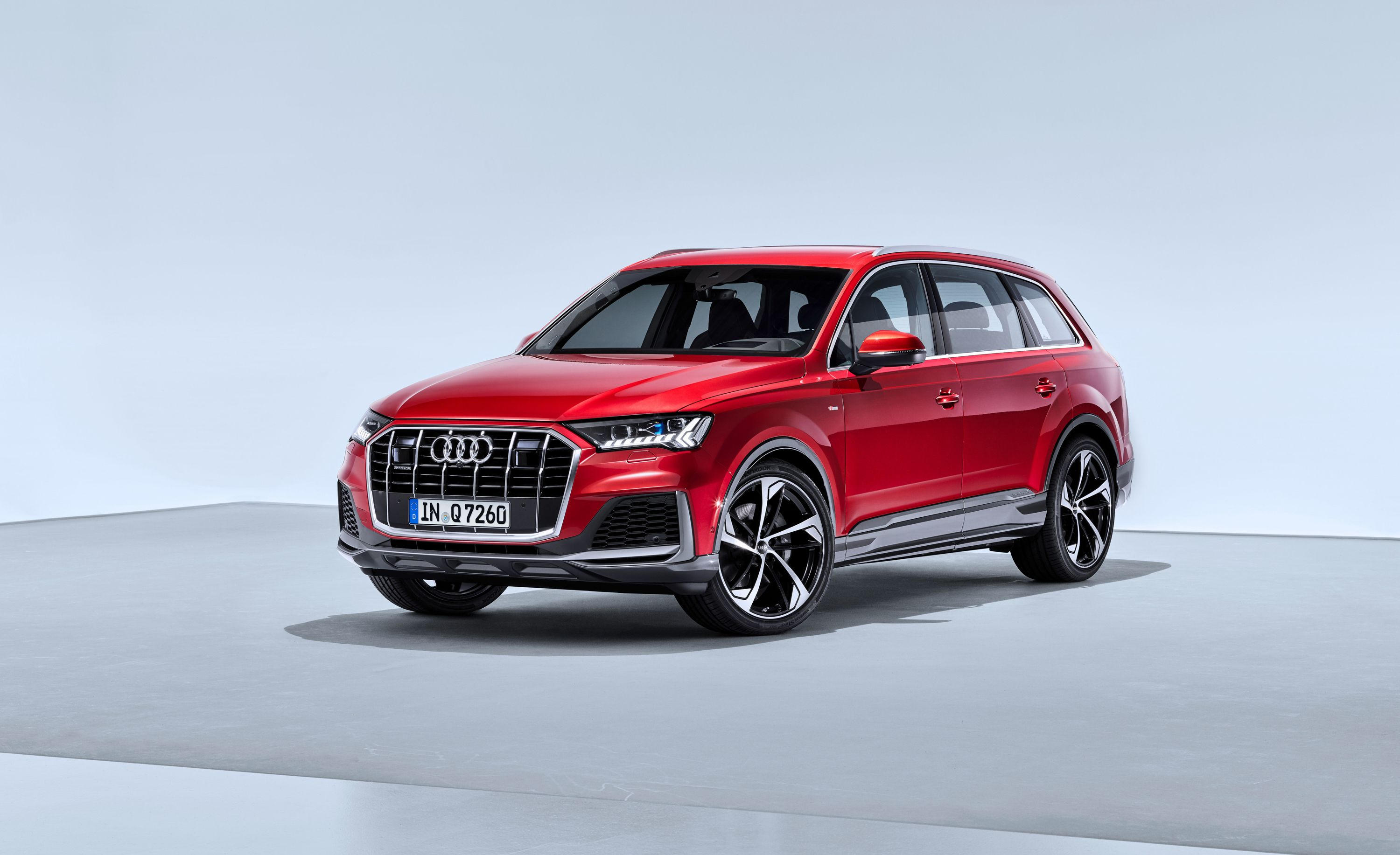 2020 Audi Q7 Gets New V 6 For America Four Cylinder Coming Later