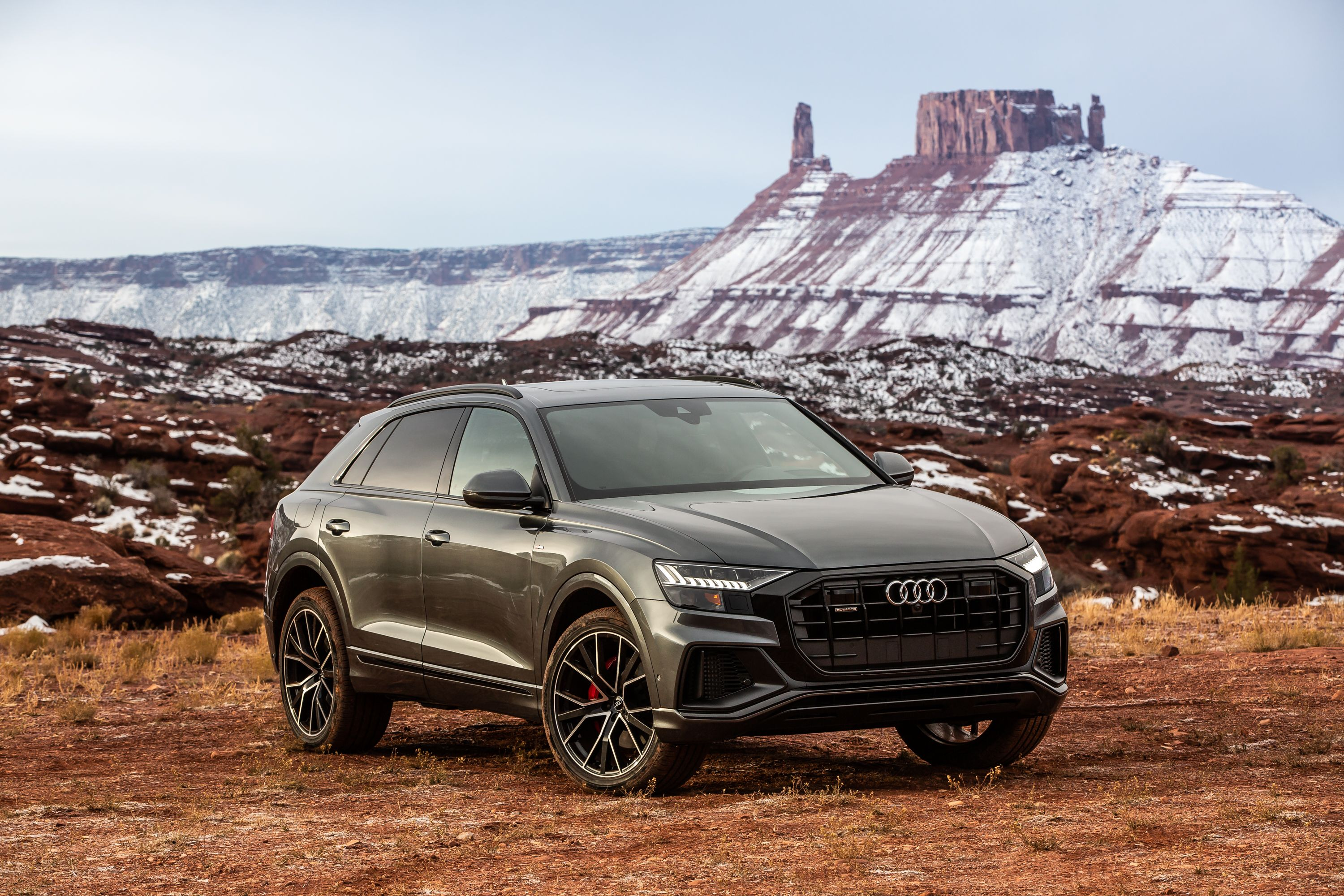 2020 Audi Q8 Review Pricing And Specs