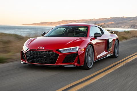 2020 Audi R8 Remains a Loud if Reserved Supercar