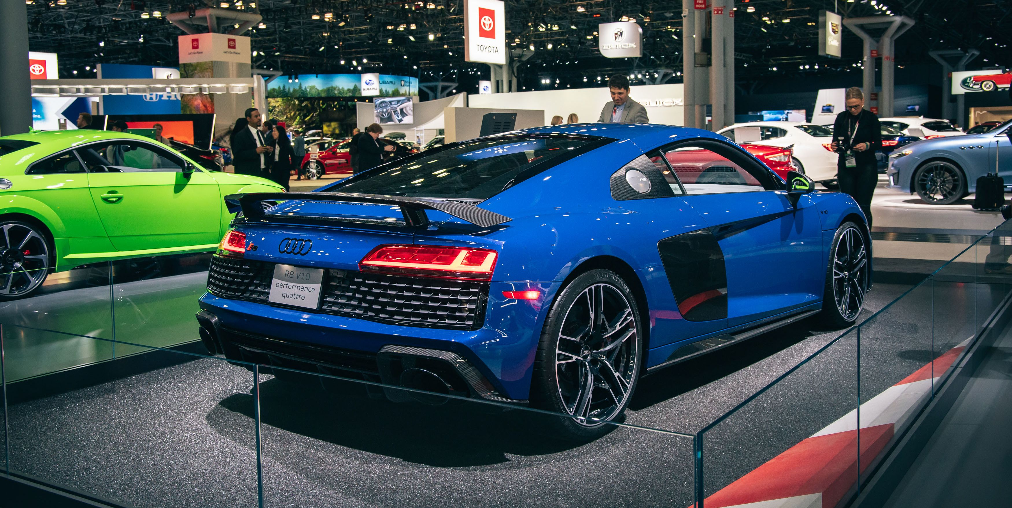 2020 Audi R8: Exterior Tweaks and Extra Power for a Nominal Price Jump