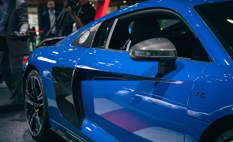 2020 Audi R8: Exterior Tweaks and Extra Power for a ...