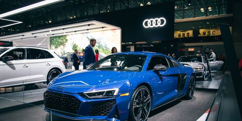 The 2020 Audi R8 Decennium Special Edition Celebrates Audi S