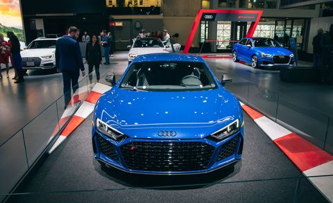 2020 Audi R8 Exterior Tweaks And Extra Power For A Nominal Price Jump