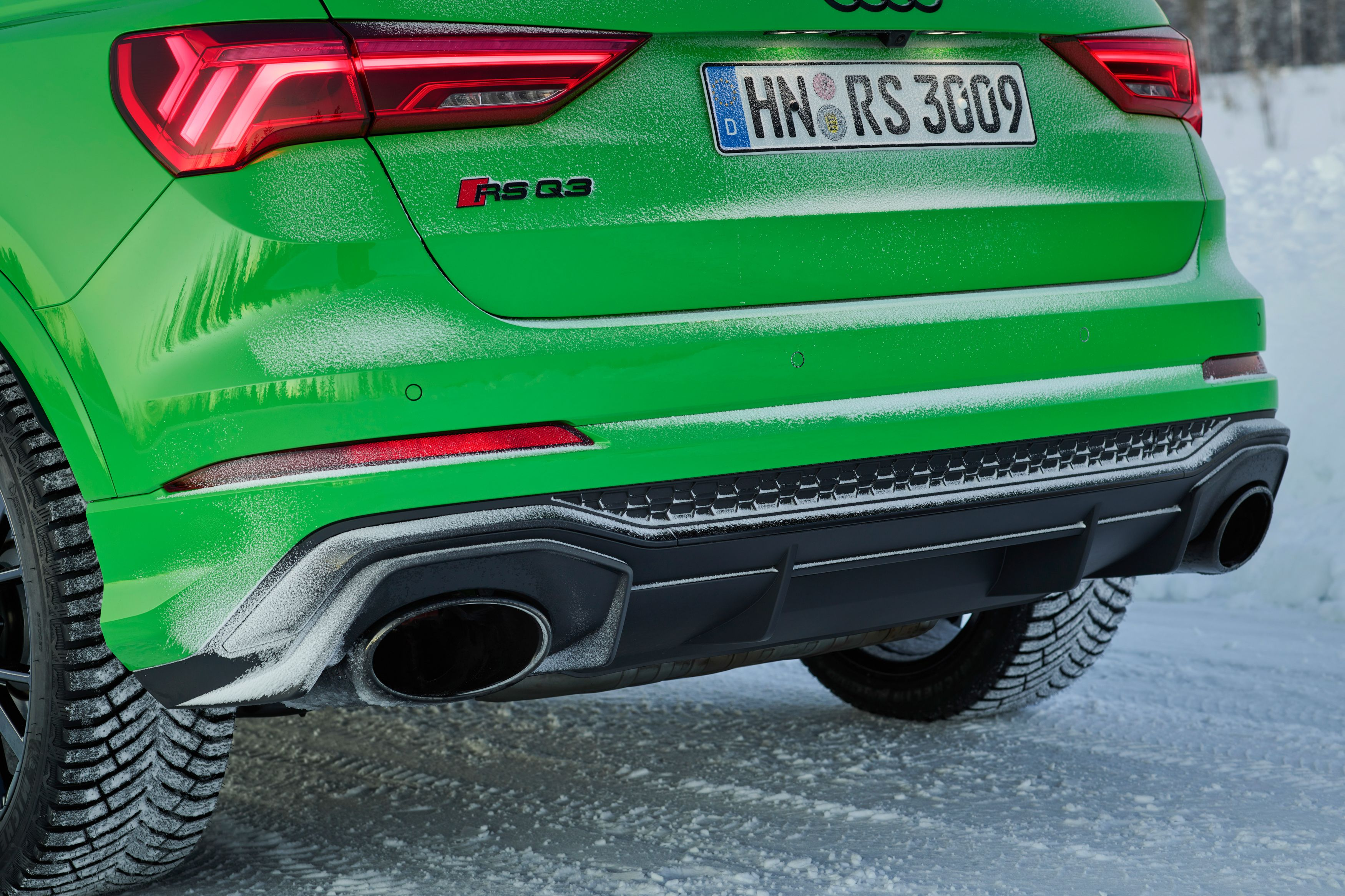 See Photos Of 2020 Audi Rs Q3