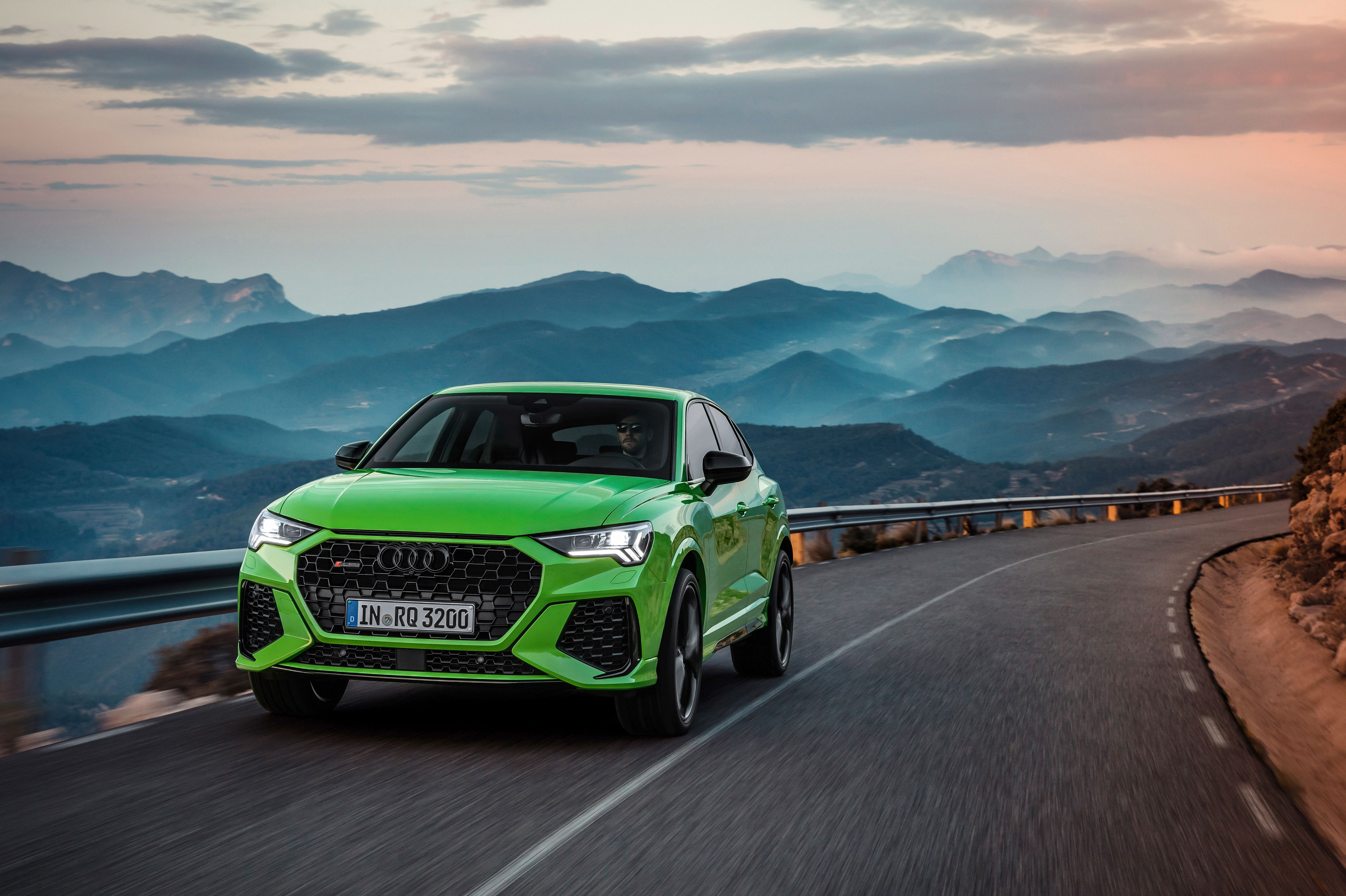 Audi Rs Q3 Is Back With Ferocious Five Cylinder Power